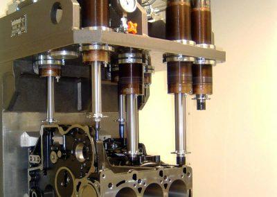 3-4 cylinder engine block