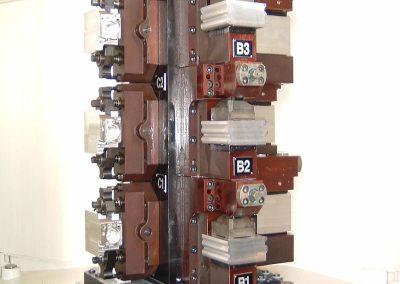 automatic gearbox valve block